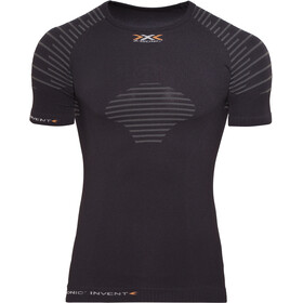 X-Bionic Invent Light UW Camisa Manga Corta Hombre, black/anthracite